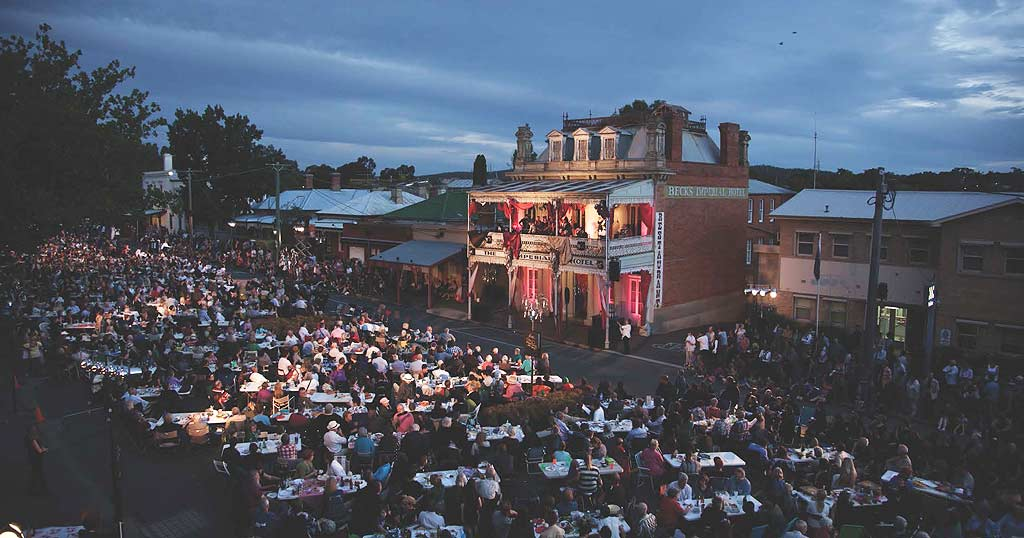 Castlemaine State Festival of arts